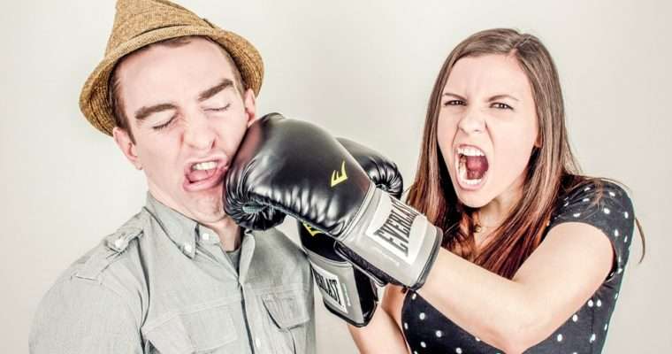 Why Couples Who Argue Have Healthy Relationships